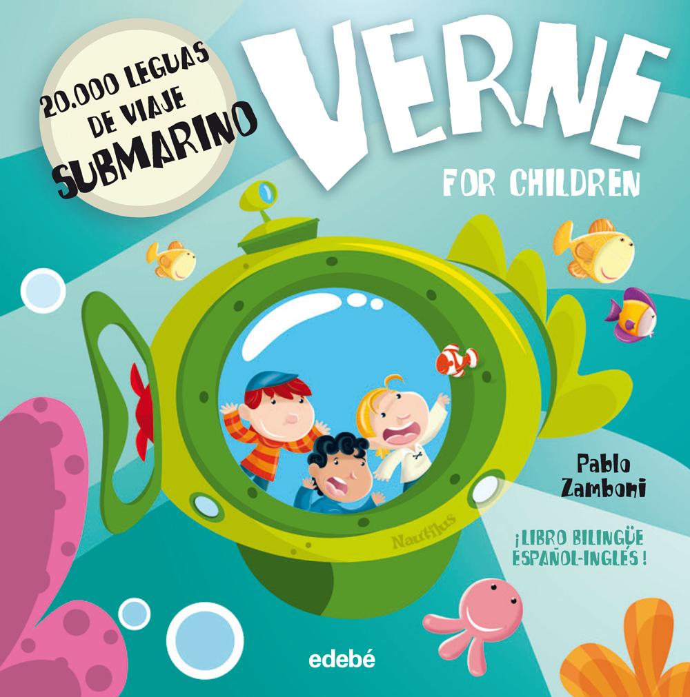 libros infantiles julio verne